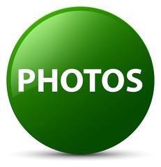 Photos green round button