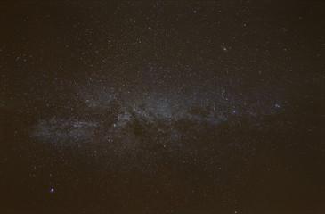 Milky Way Wide Angle Shot