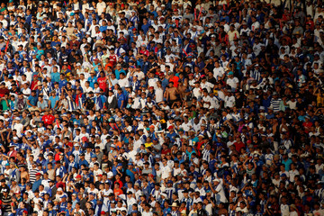 Soccer Football - 2018 World Cup Qualifiers - Honduras v USA - Olimpico Metropolitano stadium, Juan Pedro Sula, Honduras