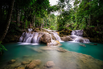 Kwang Si Waterfall