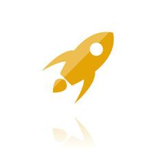 Farbiges Symbol - Startup-Symbol