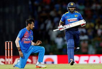 Cricket - Only T20 Match - Sri Lanka v India