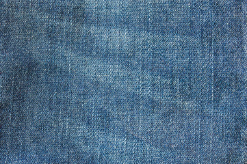 Jeans background,Texture of blue jeans textile close up, jeans texture