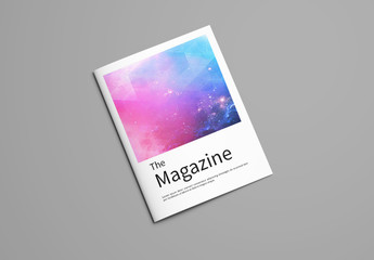 Minimalist Magazine Layout 2