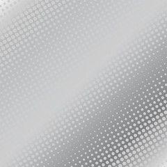 Grunge halftone vector background. Halftone dots vector texture.