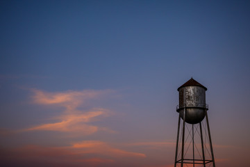 Pflugerville Historic Water Tower
