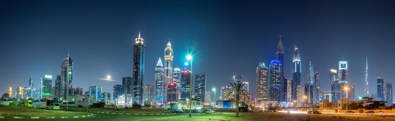 Dubai Skyline UAE