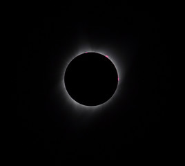 Total Solar eclipse, August 2017