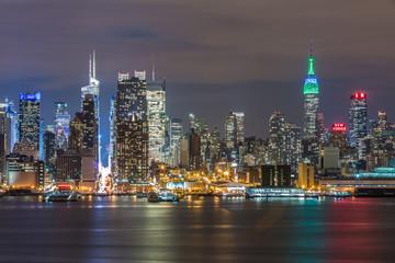 Midtown Manhattan from New Jersey 2