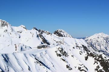 Caucasus mountains, Krasnaya Polyana, Rosa Khutor, Russia