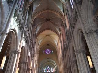 Plafond église St Jean