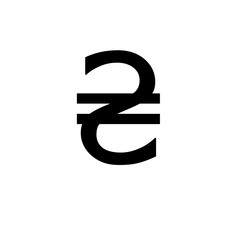 Hryvnia symbol