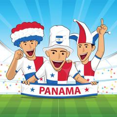 panama football support
