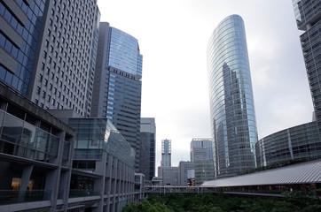品川の高層ビル