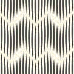 Seamless Zig Zag Background. Minimal Stripe Design