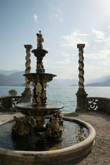 Fontana di Villa Monastero - Varenna, lago di Como (Lecco)
