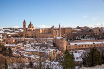 Urbino Marche Italy