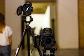 Photographic works, photograph, tripod camera