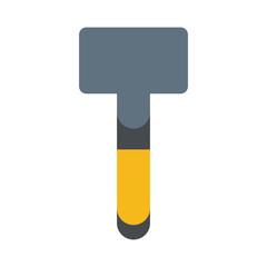 hammer tool icon image vector illustration design
