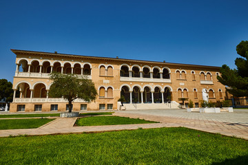 Archibishop's Palace, Nicosia, Cyprus