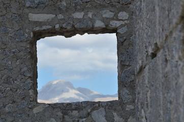 window on the landscape