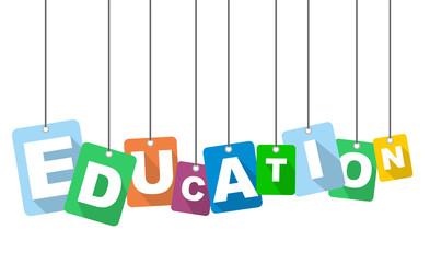 vector illustration background education