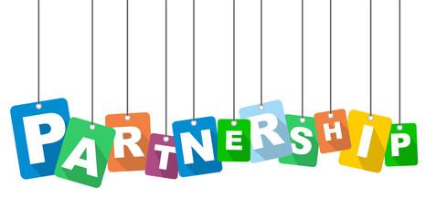 vector illustration background partnership
