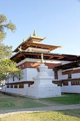 Kyichu Lhakhang Temple, Paro Valley, Bhutan