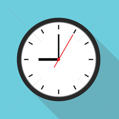 Office Clock icon design