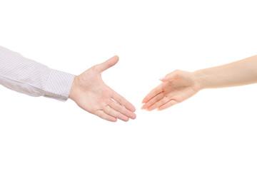 hands acquaintance isolation