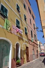 luoghi di Alghero,Sardegna, Italia  veduta di Alghero città della Sardegna, parte di una serie fotografica