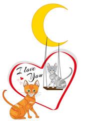 serenata fumetti di gatti
