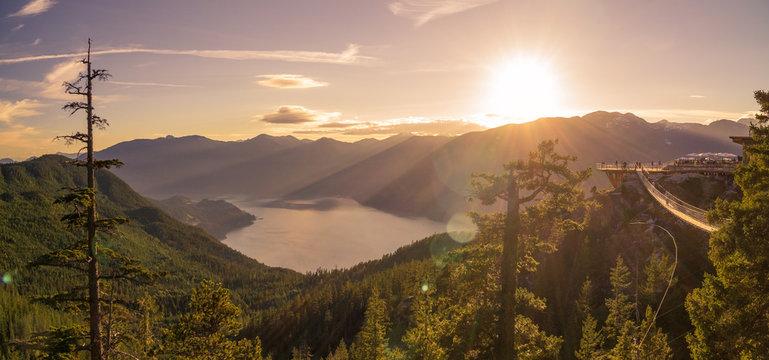 Squamish Panorama