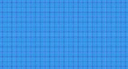 Blue background - Illustration,  Azure mosaic background,  Blue squares on black background