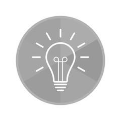 Kreis Icon - Innovation-Symbol