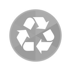 Kreis Icon - Recycling-Symbol