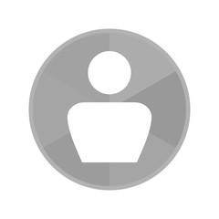 Kreis Icon - Mitglied-Symbol