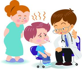 Physicians children