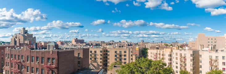Bronx's Sky  Wall mural