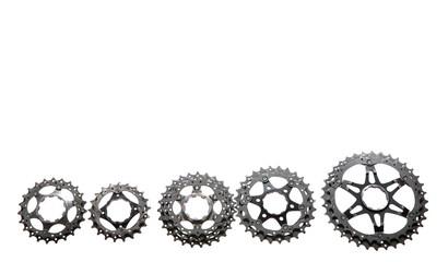 titanium bicycle cassette