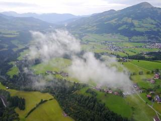 Landschaften aus der Luft