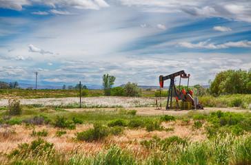 Wyoming Pump Jack