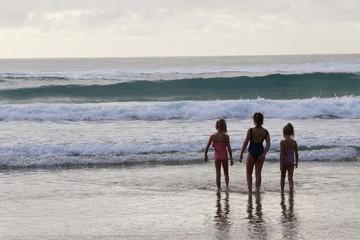 サーファーズパラダイスの子供達