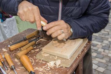lavori con il legno
