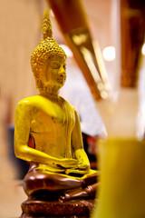 Painting of Buddha Statue