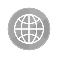Kreis Icon - Internet-Symbol
