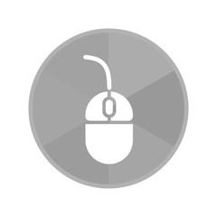 Kreis Icon - Computermaus
