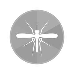 Kreis Icon - Stechmücke