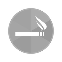 Kreis Icon - Zigarette
