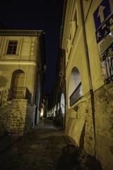 Canvas Print - zaczarowana uliczka